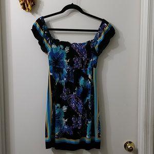Fun colored dress!